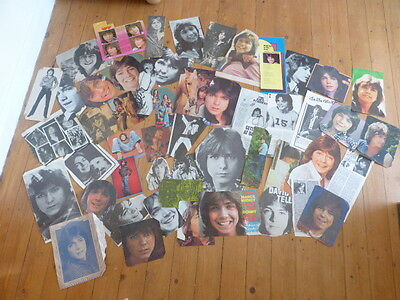 David Cassidy Magazine Clippings/Pictures 1970's