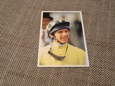 Frankie Dettori horse racing A Question of Sport game card 1991/1992