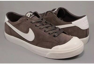 13028c4d93577 NWT NIKE ZOOM All Court Sb Ck Cory Kennedy Vintage-Brown -  806306 ...