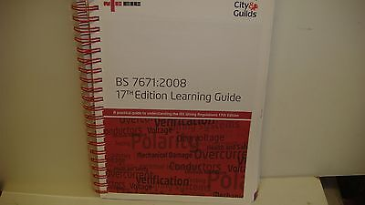 17th EDITION ELECTRICAL REGULATIONS LEARNING GUIDE