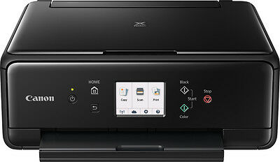 NEW Canon - TS6060BK - BLACK - PIXMA Multifunction from Bing Lee
