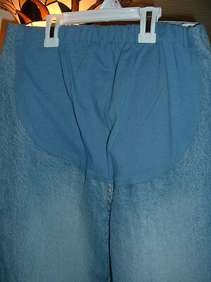 NWT Boot Cut Stonewash Baby and Me Size S maternity jeans