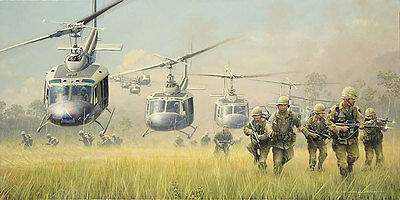 William Phillips FIRST BOOTS ON THE GROUND Viet Nam Countersigned by 5 1st Boots