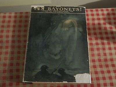 """Fix Bayonet""s  BOOK US marine corps with D/W"