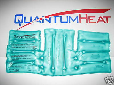 Heating Pad Pack QuantumHeat 818 Massage Therapy Heat