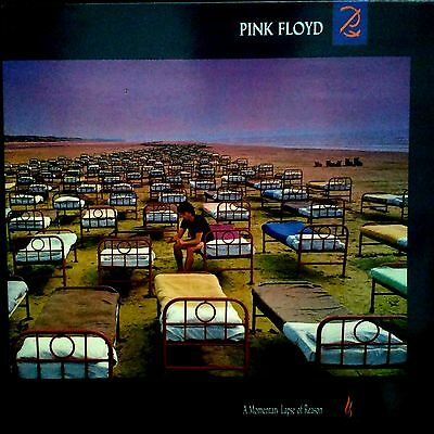 Vinilo LP - Pink Floyd: A momentary Lapse of Reason.