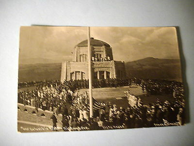 119. RPPC Vista House, Columbia River Highway, Or