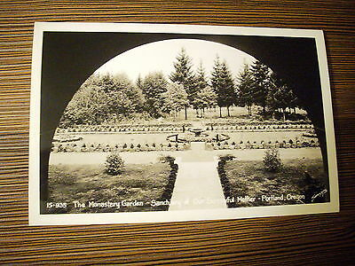 51. RPPC Sanctuary of Our Sorrowful Mother, Portland, OR