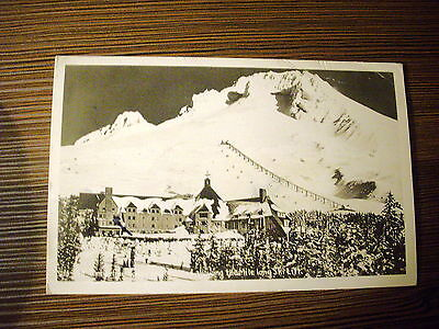 88. RPPC Timberline, OR  Showing Mile Long Ski Lift