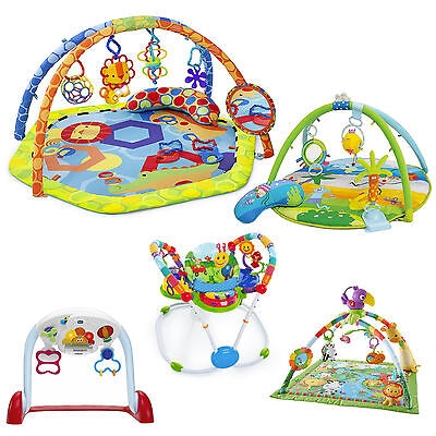 Baby Mat Floor Activity Gym Various Cushion Piano Playmat Infant Toddler Kids