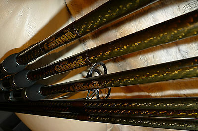 CENTURY RODS 2.75lb CANNON 12ft FUJI RINGS REEL SEAT CARP PIKE FISHING TACKLE SE
