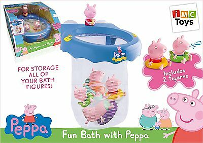 BADESPASS MIT PEPPA PIG Baden Figuren