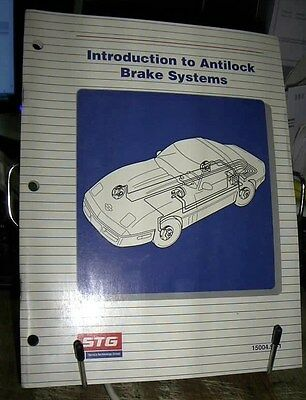 1993 Chevrolet Gmc Introduction To Antilock Brake Systems Manual
