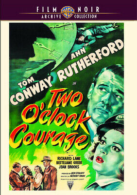 Two O' Clock Courage (2015, DVD NUEVO) (REGION 1)