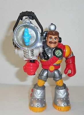 Rescue Heroes ~ Rocky Canyon ~ 2001 Fisher Price ~ Model 77545/78182