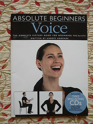 Absolute Beginners: Voice  by Andres Andgrade