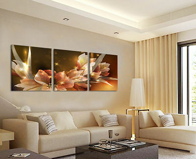 Modern Abstract Art Print Oil Painting Wall Decor Canvas (No Frame)
