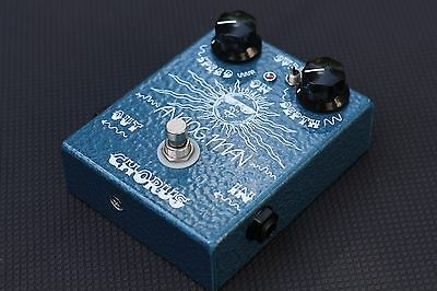 As-new, mint Analogman Chorus with depth toggle
