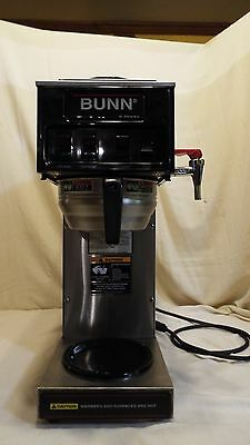 Commercial Bunn automatic coffee brewer model STF-15