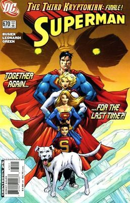 Superman #670 (Vol 2)