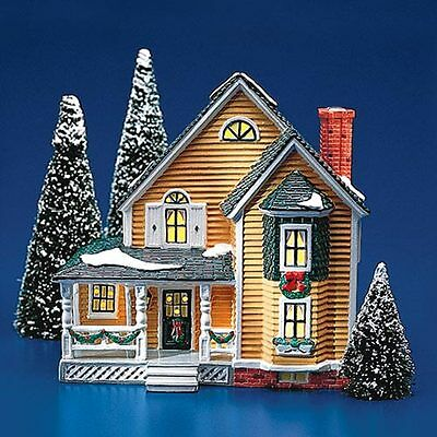 Dept 56 Snow Village® Woodbury House BRAND NEW NEVER DISPLAYED