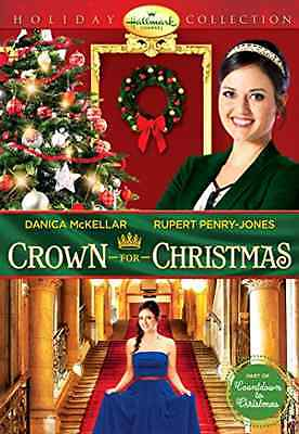 Crown for Christmas (Unrated/DVD) Studio: Hallmark [TRAILOR INSIDE] BRAND NEW