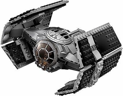 LEGO Star Wars Vader's Tie Advanced from set 75150 NEW FREE Signed Delivery