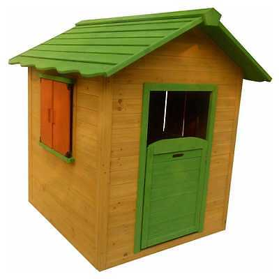 Brand New in Box Lifespan Sunshine cubby House - Wooden Playhouse