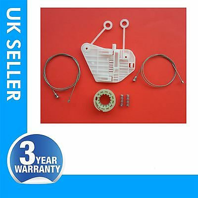Mercedes Smart window regulator repair kit / left side