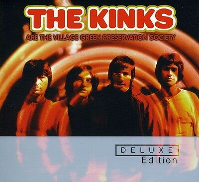 Are The Village Green Preservation Society - 3 DISC SET - Kinks (2009, CD NUOVO)