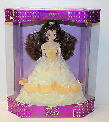 Disney Belle Doll Classic Doll Collection NRFB