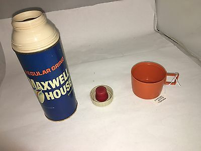 Maxwell House THERMOS.  202-S
