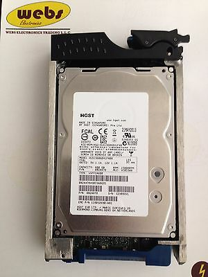 EMC2 600GB 15K 4G FC CX-4G15-600 CX3 CX4 Series 005049033
