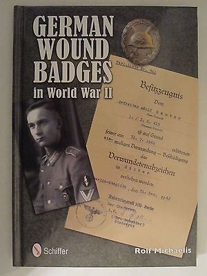 German Wound Badges in World War II - Photos