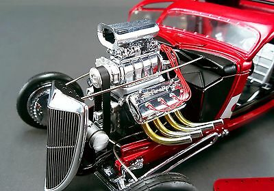 Acme/gmp Nitro Altered Blown 426 Drag Engine And Transmission In Stock