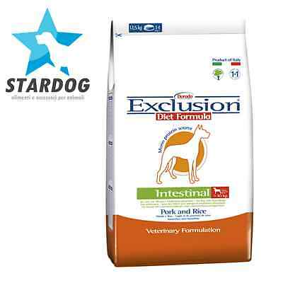 Exclusion Cane Diet Intestinal Pork And Rice M/l Conf. 12.5Kg