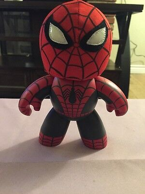 Mighty Muggs SDCC 2011 Marvel Spiderman with Removable Mask!