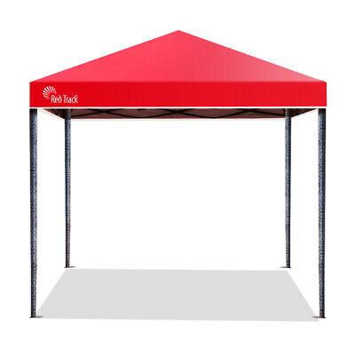 RED TRACK 3x3m Gazebo Outdoor Pop Up Tent Folding Marquee Camping Market Canopy