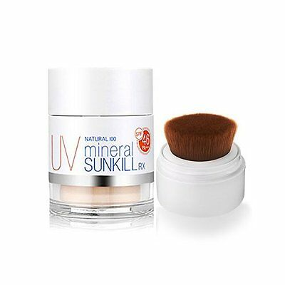 Catrin Natural 100 Mineral Sunkill RX SPF46 PA+++Sunblock,Suncream,All Skin Type
