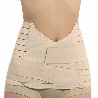 Post Postpartum Belly Recovery Girdle Binder Tummy Corset Belt Wrap Pregnancy