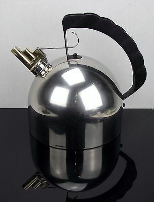 Richard Sapper Melodic Whistle Kettle Alessi Italy - THE BIG ONE