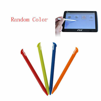 HOT Touch Screen 2016 Stylus 4Pcs Plastic For Nintendo 3DS LL/XL Colorful Pen