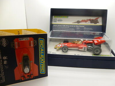 Scalextric NSCC 2016 Ultra rare Ramsgate Weekend car, only 54 given out.