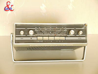 Vintage Portable Radio Blaupunkt Derby 660 Automatic. Made In Germany. 60's