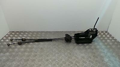 2004 Peugeot 307 2.0 Diesel Gear Stick & Gearbox Linkage Cables 9650994580