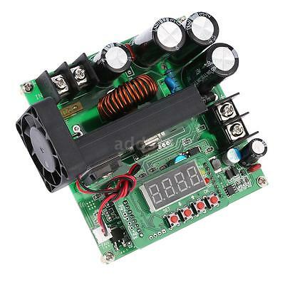 900W DC-DC Boost Module 8-60V OUT 10-120V Step-up Converter Power Supply H7Q6