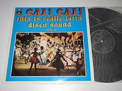 LP/CAI ! CAI !/THIS IS A REALLY LATIN DISCO SOUND Vol.1/Odeon 048-81172