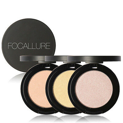 5 Colors Cosmetic Makeup Powder Palette Beauty Highlight Face Foundation Shimmer