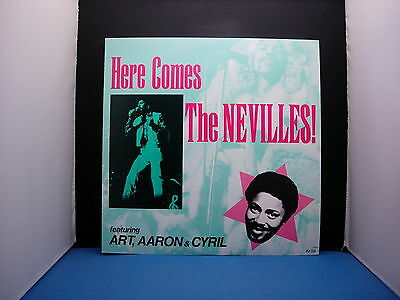 V.a./ Here Comes The Nevilles Japan
