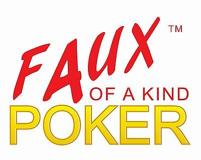 Trademark Faux Of A Kind Poker With Domains And All Intellectual Property IP